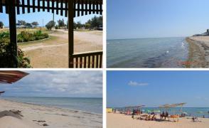 Геническ, отдых на Азовском море. Азовская Дружба
