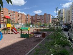 I will sell a 2-room apartment in a new building in Borispol. No commission