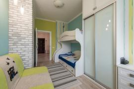 Соломенская, 15 а, стильная 3 комнатная. Акция до 30 сентября