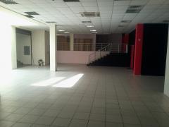 Торгові приміщення в ТЦ ПАРОВОЗ, 3й поверх